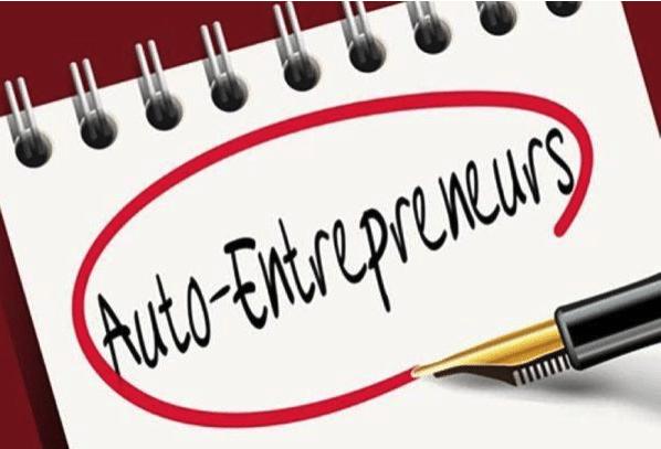 auto-entrepreneur et hello Bank