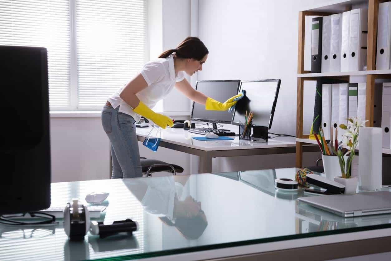 entretien locaux et bureaux
